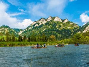 Spływ Dunajcem Wycieczka jednodniowa z Zakopanego